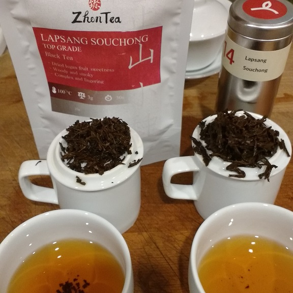Lapsang Souchong: A Review of Two Teas