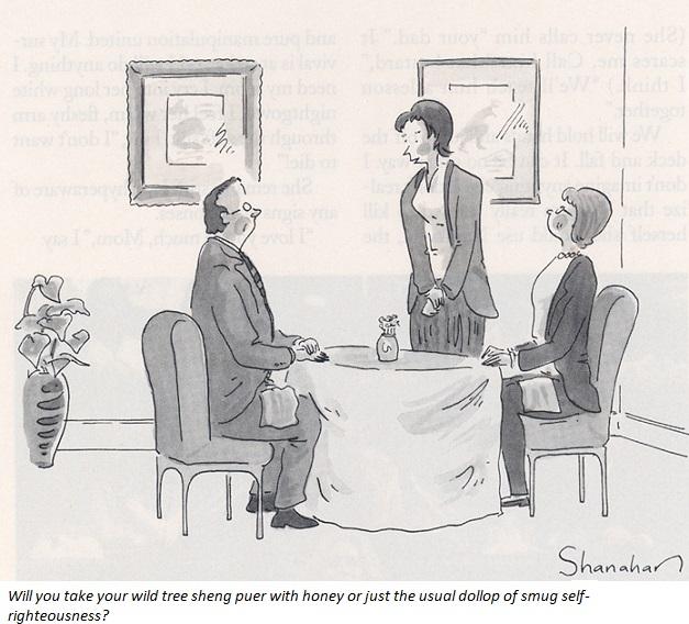 The Confessions of a Tea Snob