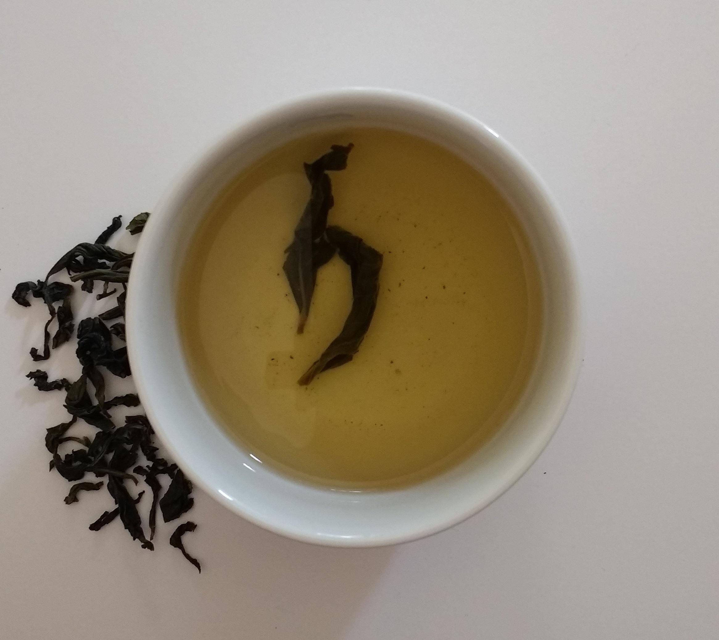 Wenshan Bao Zhong Winter 2016 - Tillerman Tea