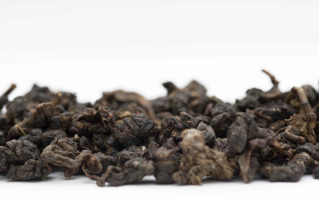 April Fools: GABA Tea Parading as Oolong