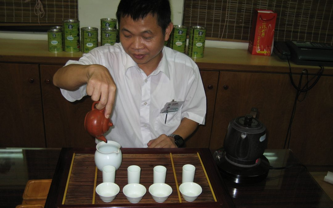 Gong Fu and the Traditional Chinese Tea Ceremony