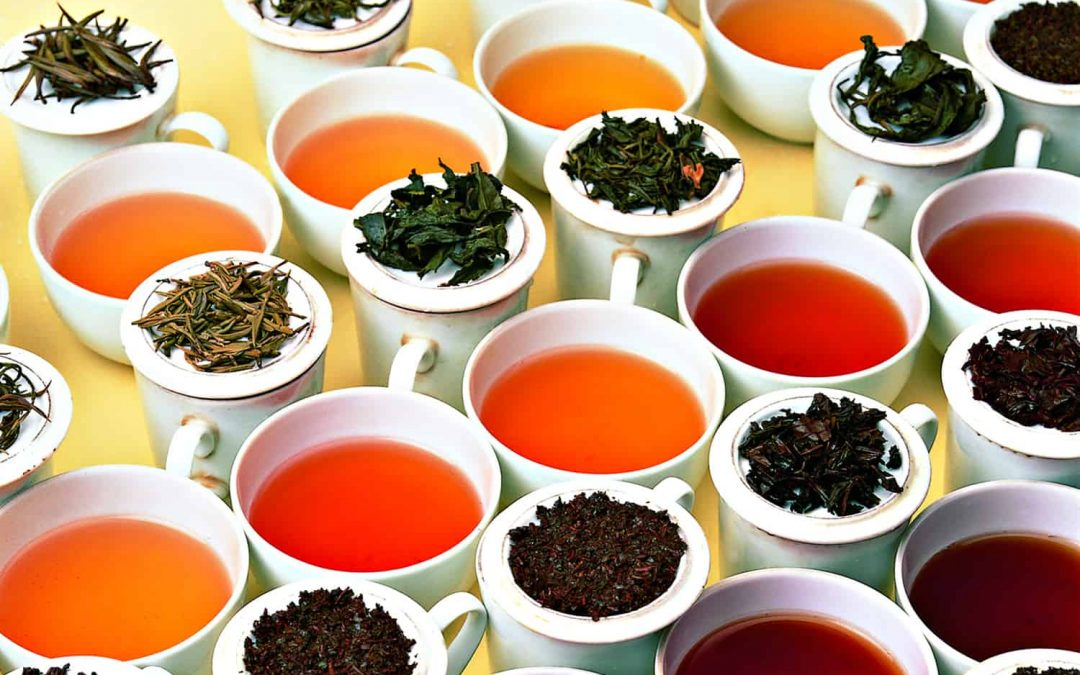 Structural Tasting And The Quest For Quality Tea